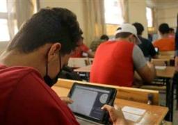 انتظام الامتحانات التجريبية لطلاب الثانوية العامة في عدة محافظات