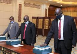السودان: ولاة النيل الأزرق وشمال وغرب دارفور يؤدون القسم الدستوري