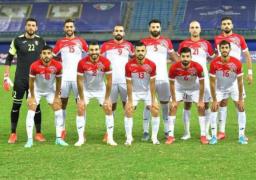 منتخب الأردن يتأهل لدور المجموعات بكأس العرب بقرار من الفيفا