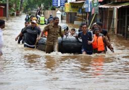 روسيا تعزي الهند في ضحايا الفيضانات في البلاد