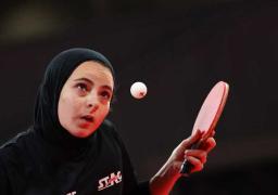 أولمبياد طوكيو 2020.. دينا مشرف تتأهل للدور الـ32 في تنس الطاولة
