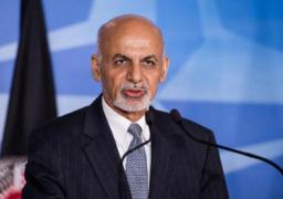 رئيس أفغانستان ومسئول أمريكي يبحثان أولويات السيطرة على الأوضاع
