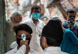 الهند: تسجيل أكثر من 43 ألف إصابة بفيروس كورونا و640 وفاة