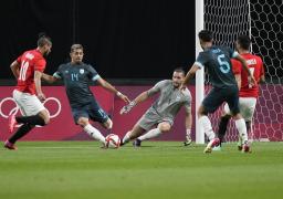 منتخب الأرجنتين يفوز على مصر بهدف نظيف بالجولة الثانية بأوليمبياد طوكيو