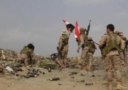الجيش اليمني يحرر مواقع في مأرب والبيضاء من سيطرة الحوثيين