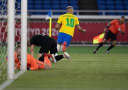 البرازيل تهزم ألمانيا برباعية في مستهل مشوارها بالأولمبياد