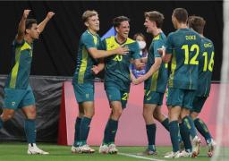 أستراليا تهزم الأرجنتين بثنائية في منافسات كرة القدم بالأولمبياد