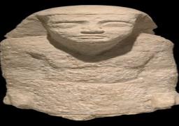 """عبد الجواد :تمثال """" فاقد الأرجل """" من نتائج الحفر خلسة"""