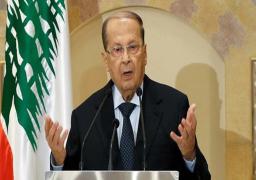 الرئيس اللبناني يبحث مع وزير الطاقة سبل حل أزمة مؤسسة الكهرباء