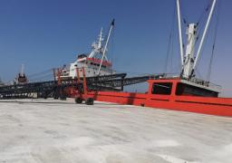 تصدير 5900 طن ملح عبر ميناء العريش وتفريغ 7220 طن رخام بميناء بورسعيد
