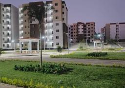 الجزار يتابع تنفيذ مشروع عمارات السلام لسكان المناطق العشوائية بالعبور