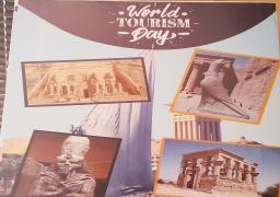 منطقة أثار أسوان والنوبة تحتفل بيوم السياحة العالمي