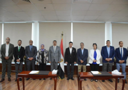 وزير الشباب والرياضة يشهد مراسم توقيع بروتوكول تعاون بين الاتحاد المصري للألعاب الإلكترونية، واتحاد مراكز شباب مصر