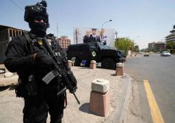 استنفار أمني في شوارع بغداد تزامناً مع رفض كتل سياسية لنتائج الانتخابات البرلمانية