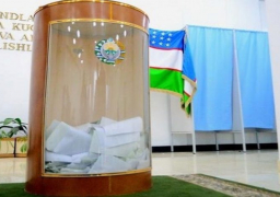 بدء عمليات التصويت فى الانتخابات الرئاسية في أوزبكستان