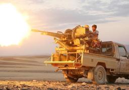 الجيش اليمني مدعوم بطيران التحالف يكبد ميليشيات الحوثي خسائر كبيرة في مأرب