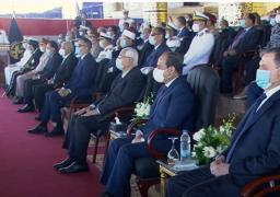 الرئيس السيسي يشهد اليوم حفل تخرج دفعة جديدة من كلية الشرطة