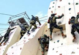 """انطلاق فعاليات التدريب """"حماة الصداقة – 5"""" بمشاركة قوات المظلات المصرية والروسية"""