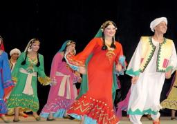 حفل للفرقة القومية للفنون الشعبية بمركز طلعت حرب الثقافى الجمعة