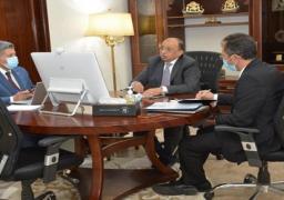 وزيرا البيئة والتنمية المحلية يناقشان التقرير المشترك لآخر مستجدات منظومة عقود التشغيل للمخلفات بالقاهرة