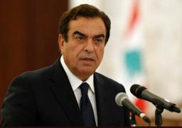 قرداحى يجدد التزامه بالسياسة الخارجية للبنان والحفاظ العلاقات مع السعودية