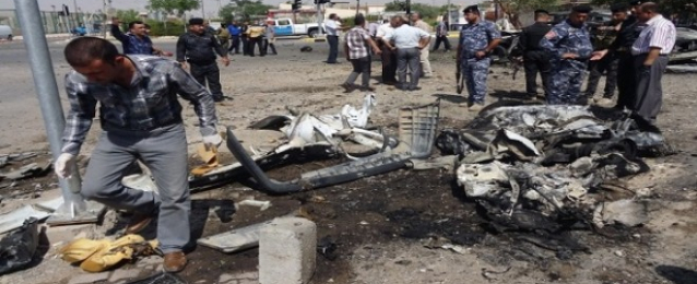 مقتل وإصابة 24 شخصا بقصف صاروخي على الفلوجة