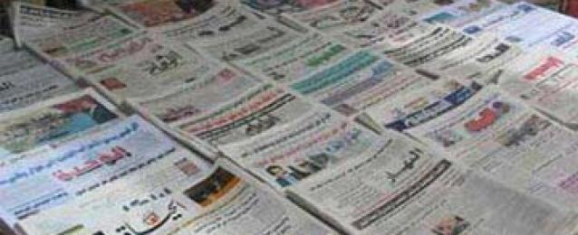 أهم عناوين الصحافة العربية اليوم