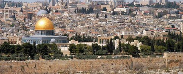 ارتفاع نسبة الفلسطينيين وانخفاض عدد اليهود في القدس