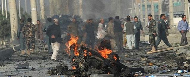 مقتل 22 شرطيا أفغانيا في هجوم لطالبان على نقاط تفتيش