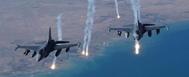 """طيران التحالف يحبط هجوم """"داعش"""" على """"البيشمركة"""""""