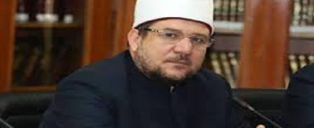 وزير الأوقاف ينعى شهداء الإمارات ويدعو لتكاتف دولي لمواجهة الإرهاب