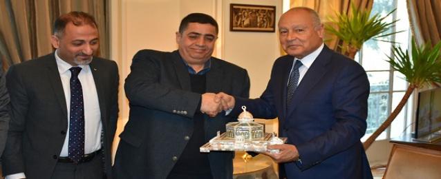 أبو الغيط يؤكد الالتزام القوي للجامعة العربية بقضية القدس