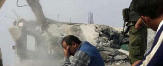 اضراب عام في البلدات العربية باسرائيل ضد هدم المنازل