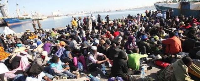 اكسبريس: صفقات تهريب البشر من فرنسا لبريطانيا ب`100 استرليني