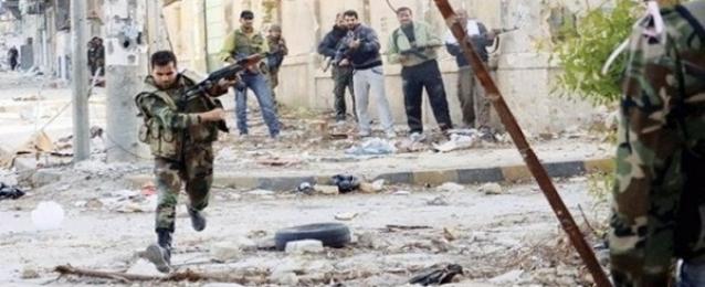 قوات الجيش السوري تستعيد مواقع بريف إدلب