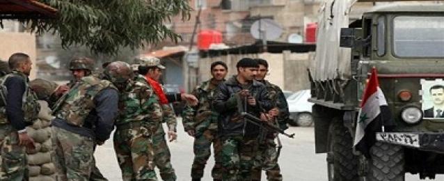 اتفاق بين الجيش السوري والمسلحين على مغادرة وادي بردى