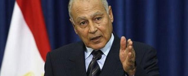 أبوالغيط يؤكد أن نقل السفارة الأمريكية للقدس سيفجر الوضع