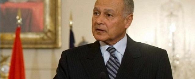 أبو الغيط يدعو جوتيريش لحضور القمة العربية القادمة بالأردن