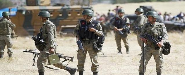 الجيش التركي يعلن قرب السيطرة على مدينة الباب