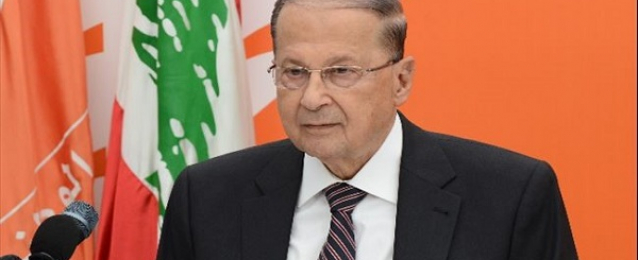 عون يؤكد لن أسمح لأحد من الخارج بالتدخل في الشؤون الداخلية اللبنانية