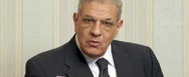 """محلب يعد تقريرا لرئيس الجمهورية حول """"إنقاذ ثروة مصر من خام الذهب"""""""