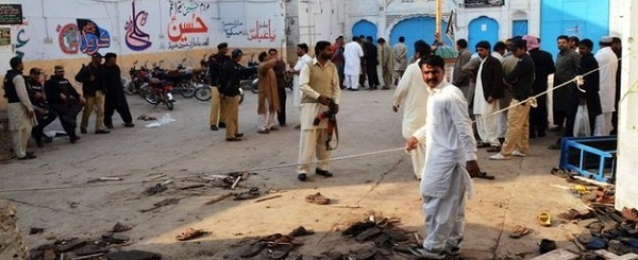 مصر تدين الهجوم الإرهابي على مسجد في باكستان