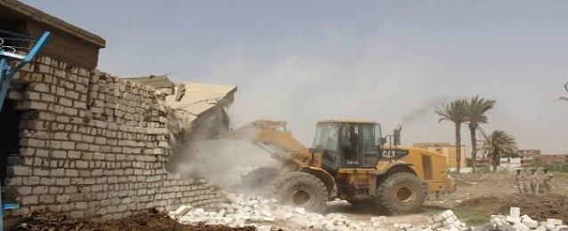 إزالة ألف حالة تعد على أملاك الدولة ونهر النيل بالمحافظات