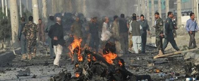 مسؤول: قنبلة على جانب الطريق تقتل 11 شخصا في إقليم لوجار الأفغاني