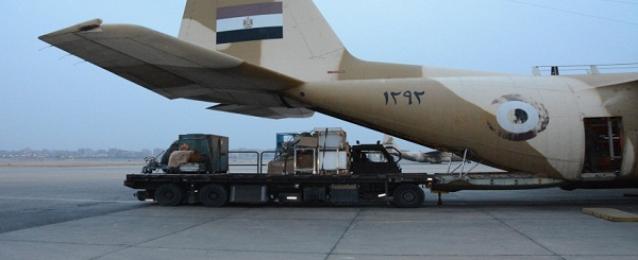 مصر تسلم الدفعة الثانية من المساعدات الغذائية والطبية للصومال