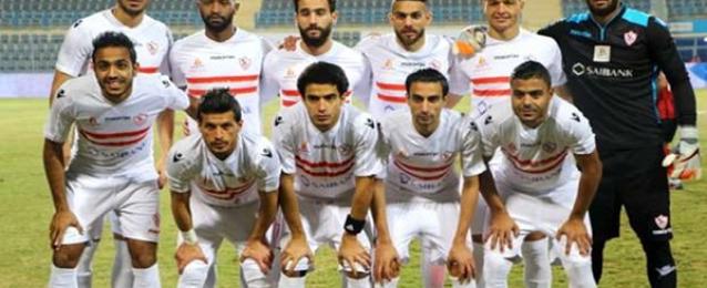 22 لاعبا في قائمة الزمالك لمواجهة أهلي طرابلس بتونس