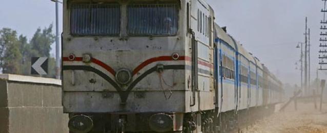 السكة الحديد تنفى نشوب حريق بقطار متجه لأسوان