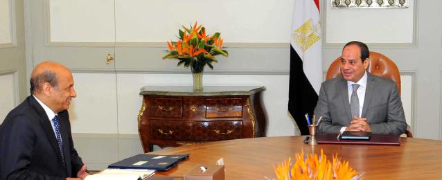الرئيس السيسي يشيد بدور الهيئة العربية للتصنيع باعتبارها مؤسسة اقتصادية وطنية