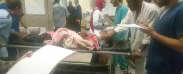 تسليم 33 من جثامين ضحايا حادث قطاري الإسكندرية لذويهم