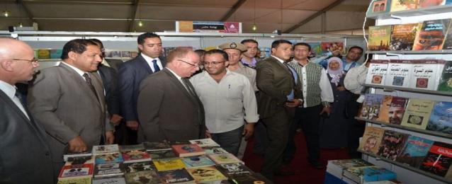 وزير الثقافة يفتتح معرض طنطا الثاني للكتاب